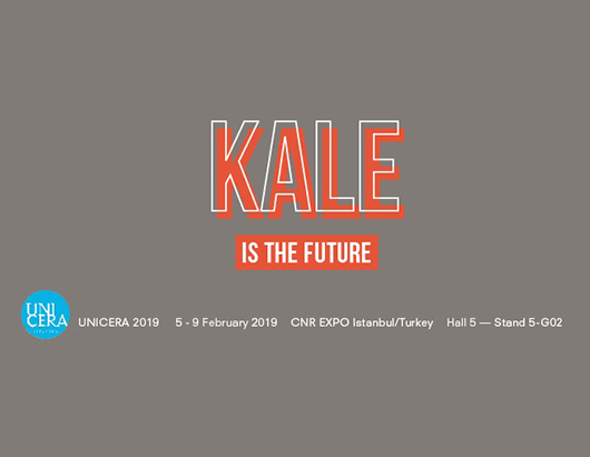 Kale Made Its Mark at UNICERA with its Innovative Products