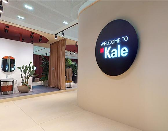 Kale impressed visitors at Cersaie  - The meeting point of the world of ceramics